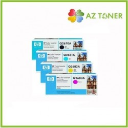 Toner HP  Q2670A