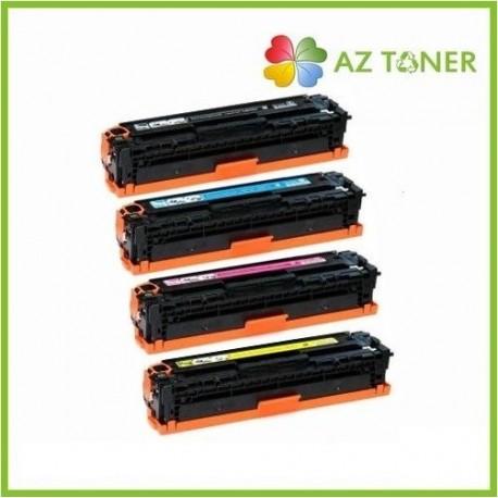 Toner HP CE322A - Giallo