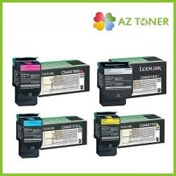 Toner Lexmark C540H1CG Ciano 2.000 Pagine