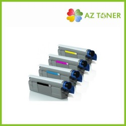 Toner OKI C5650  C5750 Nero 8.000 Pag.