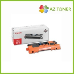 Toner CANON  701BK - Nero  5.000 Pagine
