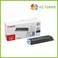 Toner CANON  707BK - Nero