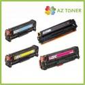 Toner HP CF401X 201X - Ciano